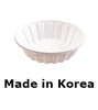 ENTERPACK PP/PET Plastic tray for food packaging PRW19005, Made in Korea
