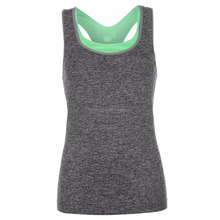 Double Cloth Tanktop new Style Custom Gym Women Stringer