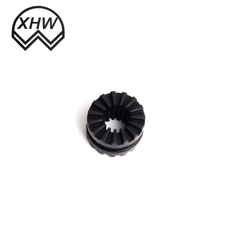 Oval High Temperature Molded Rubber Grommet