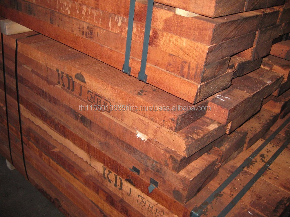 Merbau clean sawn timber