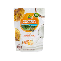 Vietnam high quality COCOTA durian filling coconut candy 200g