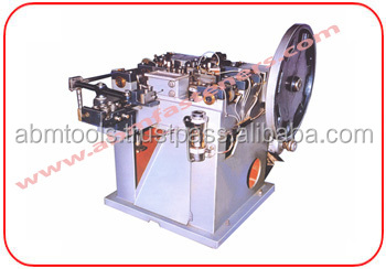 AUTOMATIC WIRE NAIL MAKING MACHINES (High Speed)(For Pop Rivet / Blind Rivet)