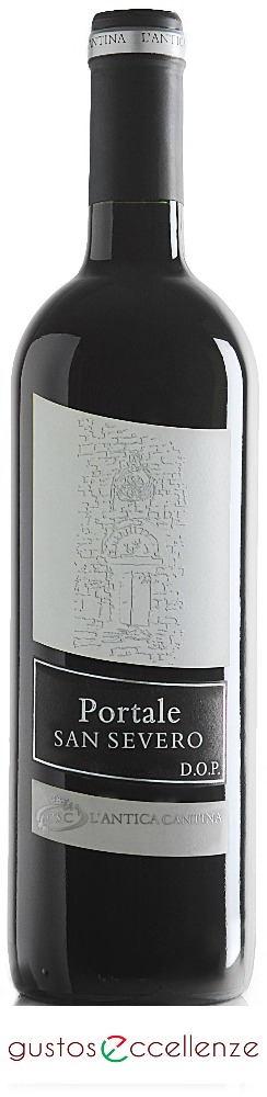 Italy Red wine San Severo Rosso DOC