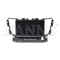 Hanns Plus Car Android DVD Multimedia Player with reversing camera and parts for toyota alphard, vellfire
