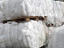 ldpe natural film scrap, agricultural or post industrial, Grade A, B,C Scrap LLDPE