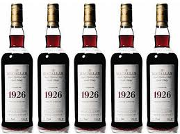 1926 Macallan Fine And Rare Collection whisky for sale