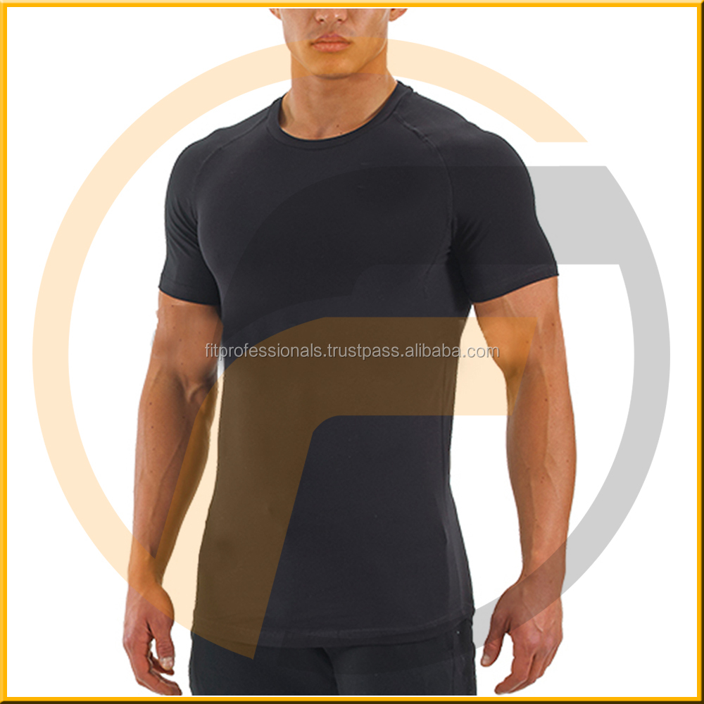Men's Seamless Dri Fit T Shirt
