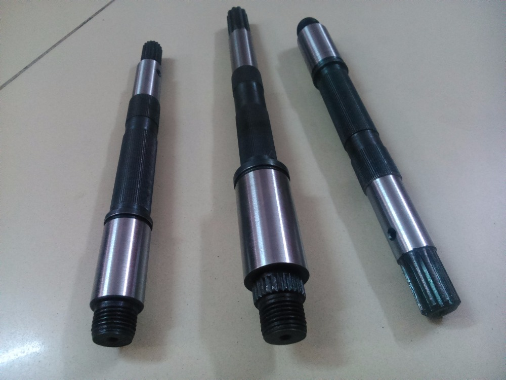Shaft for self generator (HIAce)