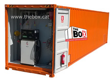 Mobile Refueling Container Station