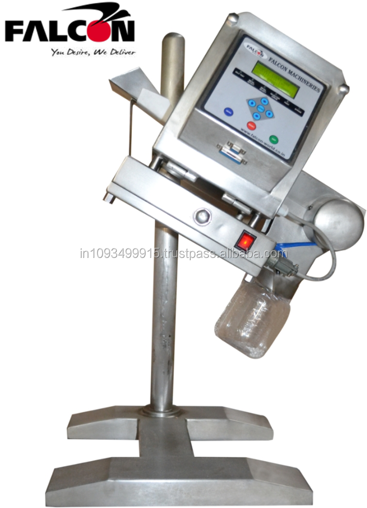 METAL DETECTOR FOR PHARMACEUTICAL TABLETS AND CAPSULE