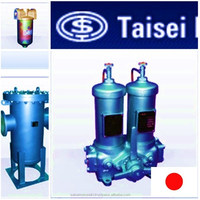 Durable and Reliable oil filter element TAISEI FILTER for industrial use to supply from Japan