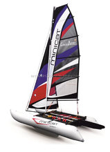 Inflatable Catamaran Sailboat Dinghy
