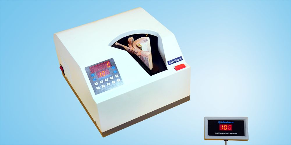Desktop Currency Counting Machine