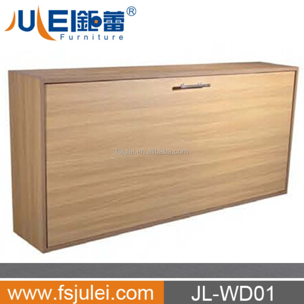 horizontal wall beds space saving bed furniture JL-WD01