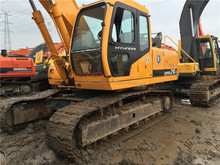 Used Hyundai R210 Excavator, Used Hyundai R 210 215 220 Excavator from South Korea