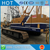 JAPAN ORIGINAL 50 TON USED KOBELCO CRAWLER CRANE 7055