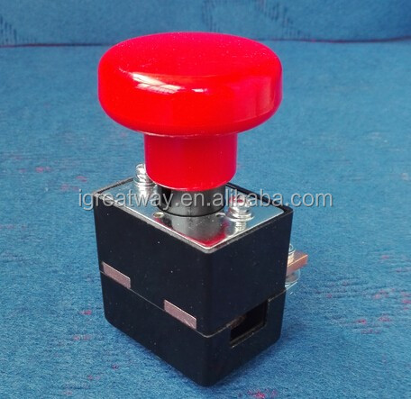 250A Emergency switch/Emergency stop switch/Emergency Power Off Switch
