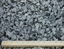 Crushed stone for road construction (1/2'', 3/4'' ..anysize.) / stone chips