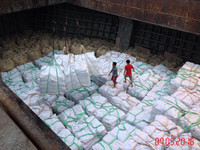 Portland cement 42.5N/R package in 40kg PP bag from Vietnam manufactory