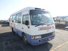 1997 TOYOTA COASTER BUS / HZB40 / 26-SEATER / 5MT / 1HZ ENGINE [WSH-24427]