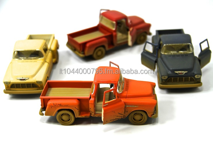 "Licensed 5"" diecast cars * Openable doors * Pull back action * Official licensed products"