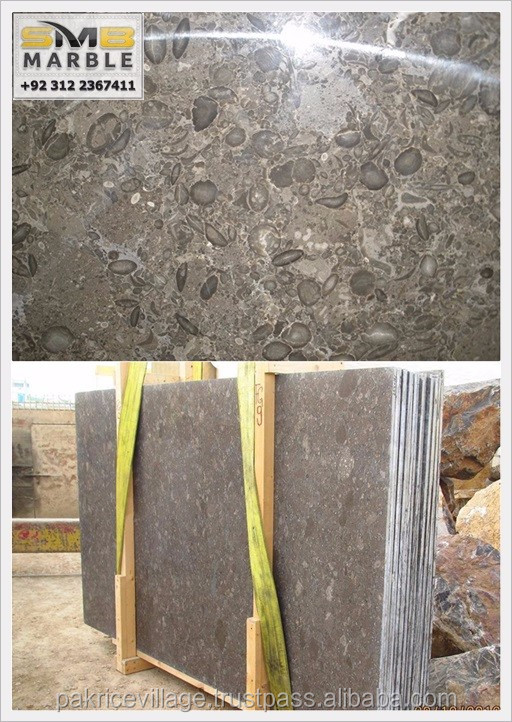 Natural Oceanic marble Big Slabs - Full Edges / Corners - A+ Polished Tiles & Blocks