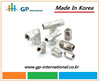 SS316 Instrument Pipe Fitting, Instrumentation Tube Fitting, High Quality Good price, Manufacturer in Korea