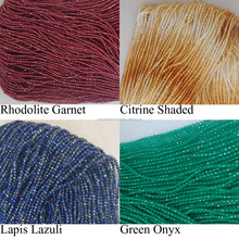Wholesale Price Of Gemstone Beads 2-4 mm size