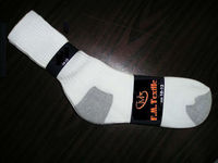 Sports socks for USA market