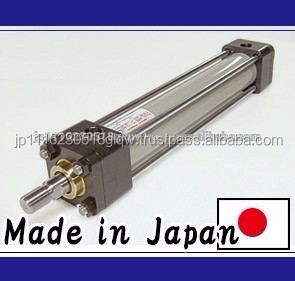Easy to use and Reliable hydraulic cylinder of trolley jack with multiple functions made in Japan