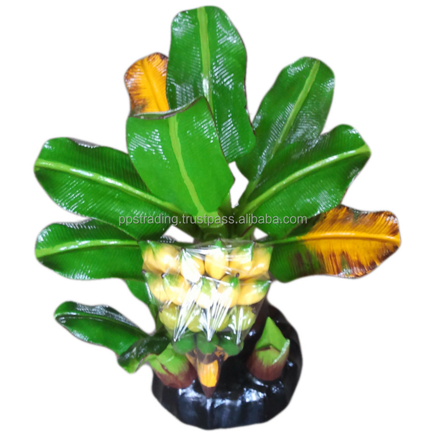 Wood decorative Banana Tree