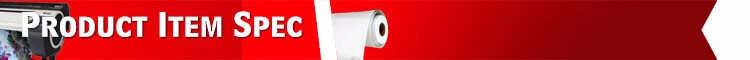 Premium 24Inch X100Feet RC A4 Glossy Inkjet Photo Paper