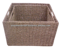 Seagrass Basket Set 3 from Vietnam ( OHC109)