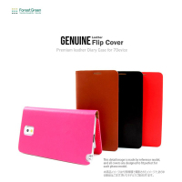 11050 For LG G3 Genuine Leather Forestgreen Leather Flip Wallet Diary Smart Cellular Mobile Phone Case Cover Casing