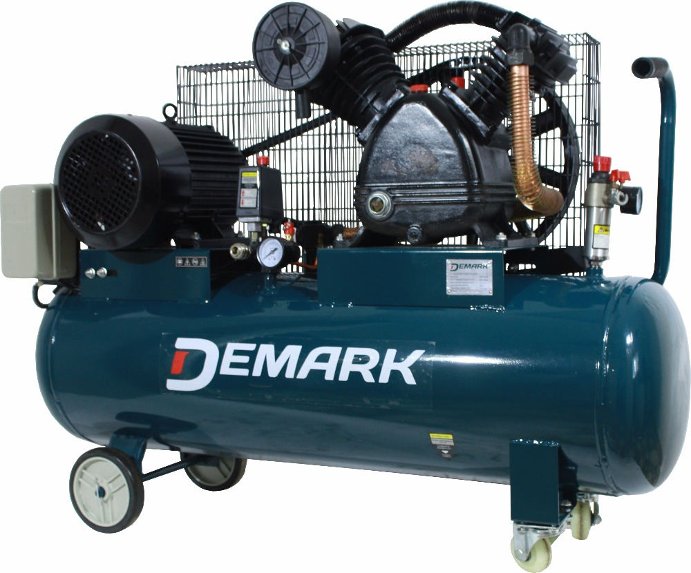 Demark (Germany) Portable Air compressor 12.5 Bar 100L DM 5105V, Big amount supply, any country