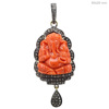 /product-detail/coral-ganesha-pendant-925-sterling-silver-diamond-fashion-religious-gemstone-carving-jewelry-wholesale-supplier-172229157.html