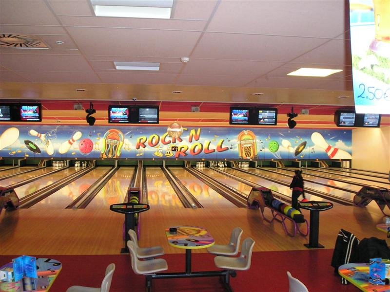 High Quality used bowling equipment