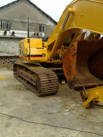 CAT320BL used excavator earth moving machine construction machinery
