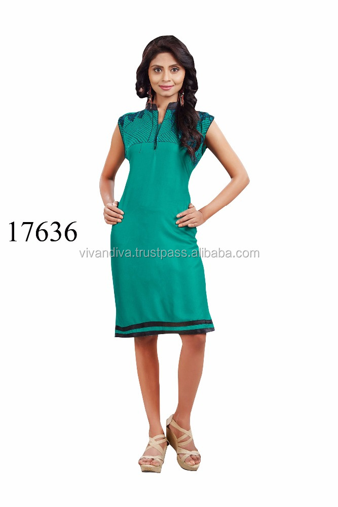 Latest Kurti Designs for Stitching Kurtis | Tunics