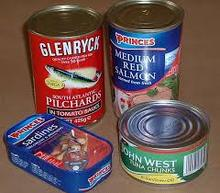 Ingredient Canned Sardine fish
