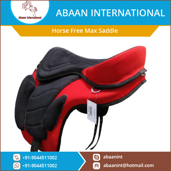 Highly Demanded Best Quality Horse Free Max Saddle Supplier