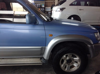 GOOD CONDITION RIGHT HAND DRIVE USED CARS FOR TOYOTA HILUX SURF KD-KZN185W 1996 AT (ENGINE TYPE: 1KZ-TE)