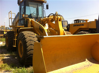 Used Wheel Loader CAT 966G, Second hand CAT 966 966G 966E 966F 966H Front end loader for sale