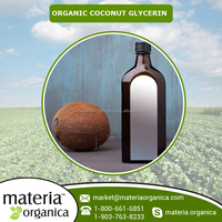 99.9% Purity Natural Organic Refined Coconut Glycerine Manufacturer