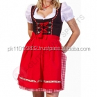 2016 NEW DESIGN DIRNDL DRESS / GORGIOUS & SEXY DIRNDL FOR WOMEN