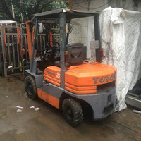 Good Condition Used Toyota Forklift Price