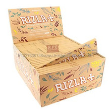Rizla Natura Organic Hemp Kingsize Slim Rolling Papers
