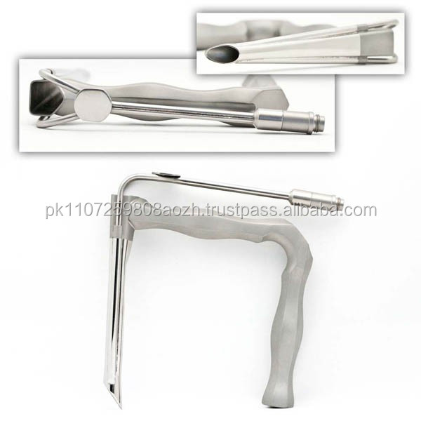 Self retaining Laryngoscope / Jackson Laryngoscope /JAKO MICRO LARYNGOSCOPE/Surgical /Medical Instruments