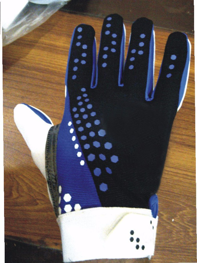 New Model American Football Receiver Glove