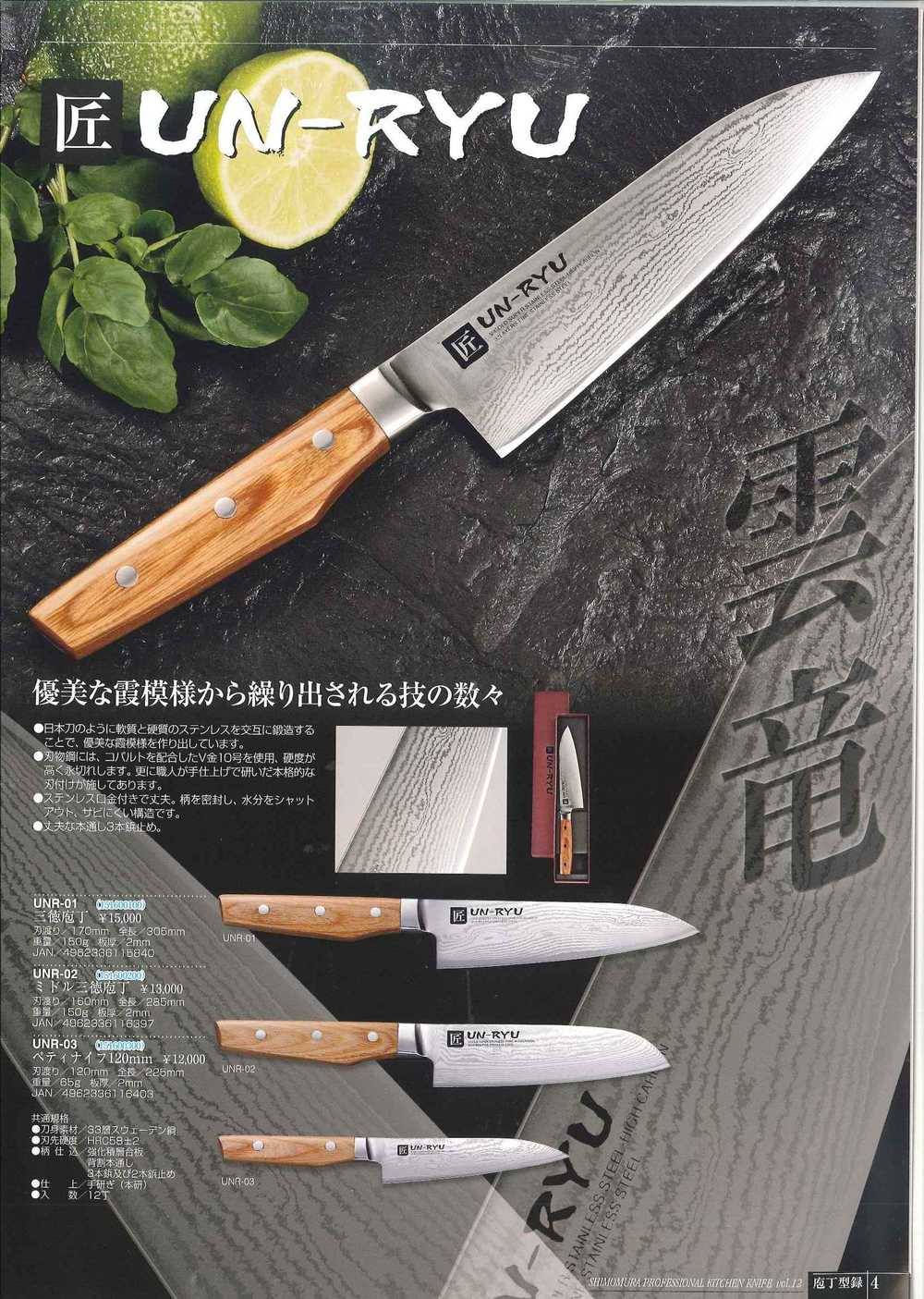 Japanese Kitchen knives set Knife case Pro knife bag made in Japan kitchen knife set